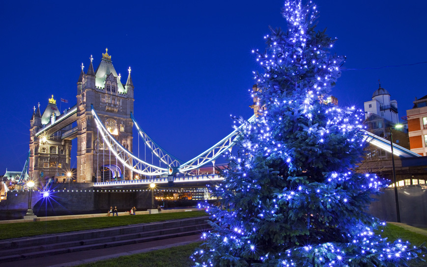 London Christmas Guide