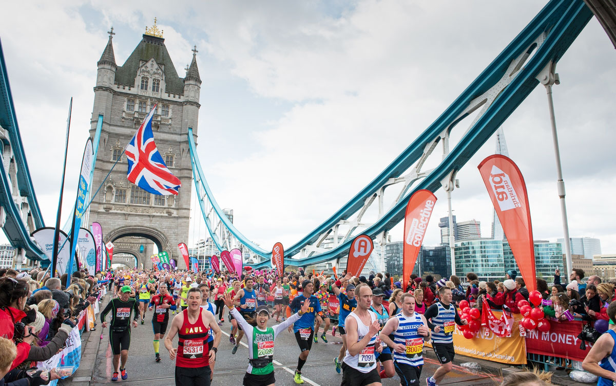 The ideal base for London Marathon Runners