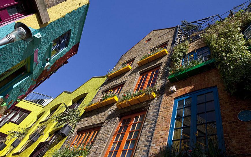 London's Hidden Gems: Outdoor Edition
